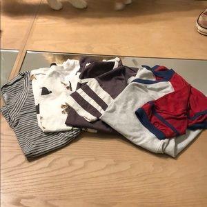 Tops - Women's short sleeve t shirts